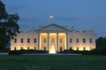 White_House_Front_Dusk_Alternate